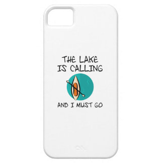 The Lake Is Calling Case For The iPhone 5