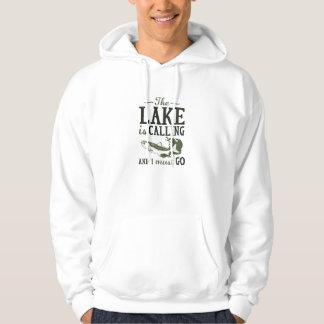 The Lake Is Calling Hoodie