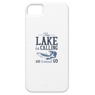 The Lake Is Calling iPhone 5 Cases
