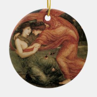 The Lamentation, Edward Burne-Jones Christmas Ornaments