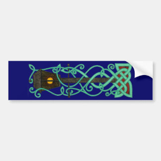 The Lamppost bumpersticker Bumper Sticker