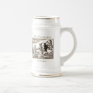 The Lancashire Witches Beer Stein