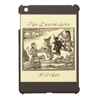 The Lancashire Witches iPad mini case