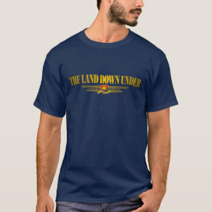"""""""The Land Down Under"""" Shirts"""
