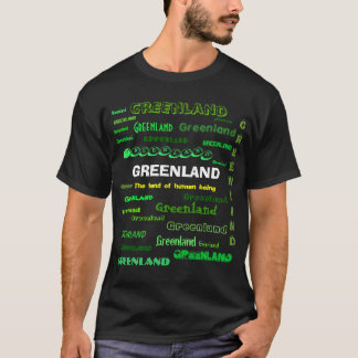 The land of human being T-Shirt