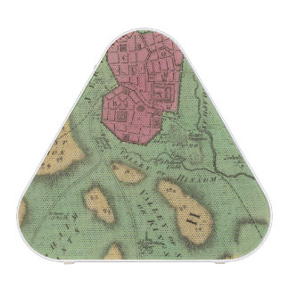 The Land Of Moriah Or Jerusalem