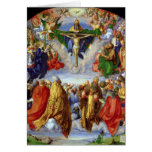 The Landauer Altarpiece, All Saints Day, 1511 Greeting Card