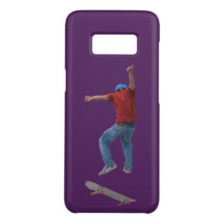 The Landing - Deck-flipping Skateboarder Case-Mate Samsung Galaxy S8 Case
