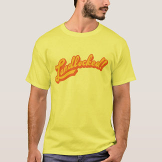 The Landlocked! Script T-shirt