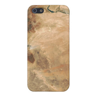 The lands of Israel along the eastern shore iPhone 5 Cover