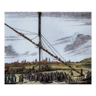 The Large Astronomical Telescope Poster