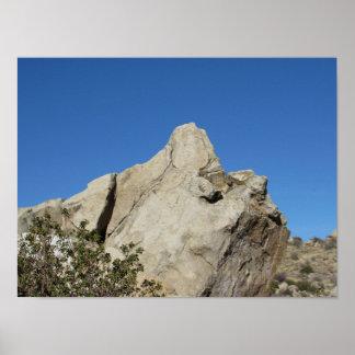 The Large Boulder Poster