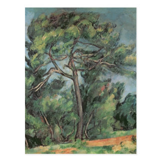 The Large Pine, c.1889 Postcard