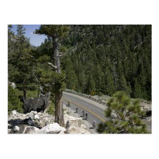 The Last Climb Postcard