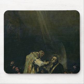 The Last Communion of St. Joseph Calasanz Mouse Pad