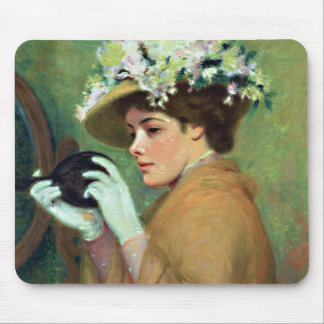 The Last Glance Mouse Pad