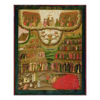 The Last Judgement, 1721 Poster