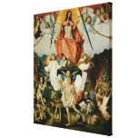 The Last Judgement 4 Canvas Print