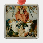 The Last Judgement 4 Metal Ornament