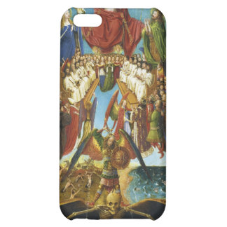 The Last Judgment by Jan Van Eyck Cover For iPhone 5C