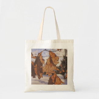 The Last of Autumn Tote Bag