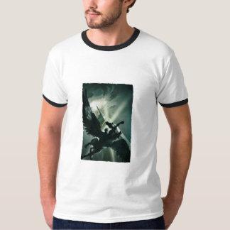 The Last Olympian-Ringer T-shirt