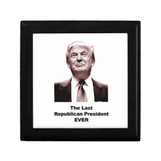 The Last Republican President Ever Gift Box