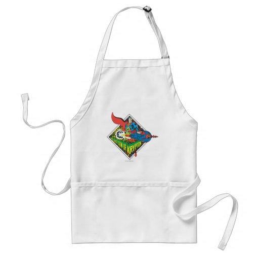 The Last Son of Krypton Aprons