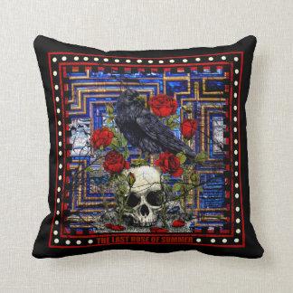 The Last Summer Roses Cushion