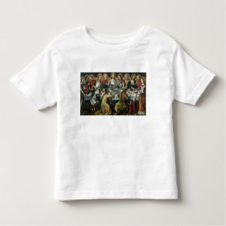 The Last Supper, 1482 T-shirt