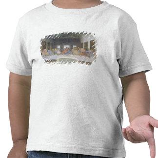The Last Supper 1495-97 fresco T Shirt