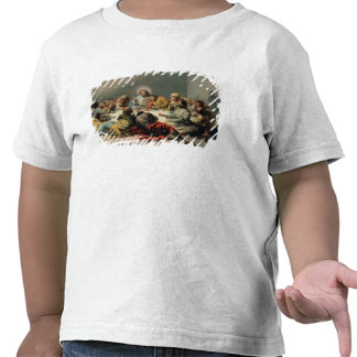 The Last Supper, 1796-97 T-shirts