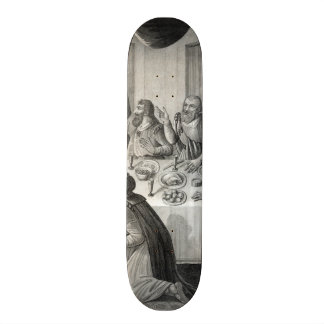 The Last Supper 4 of 5 Skateboard