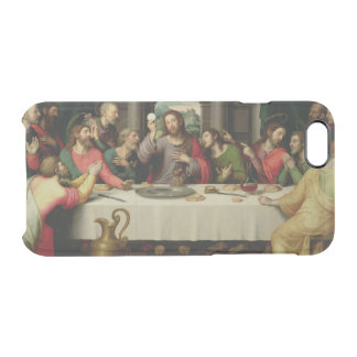 The Last Supper 5 Clear iPhone 6/6S Case