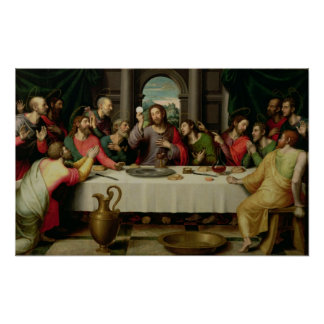 The Last Supper 5 Poster