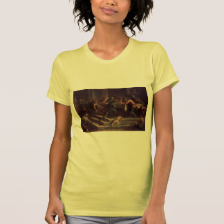 The Last Supper by Hans Holbein the Younger Tshirts