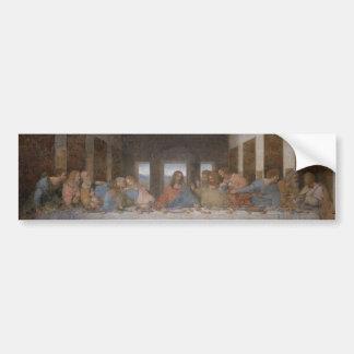 The Last Supper by Leonardo da Vinci Bumper Stickers