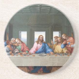 The Last Supper by Leonardo da Vinci Coaster