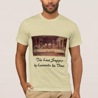 The Last Supper by Leonardo da Vinci, Renaissance T-Shirt