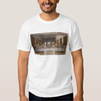 The Last Supper by Leonardo Da Vinci Tee Shirts
