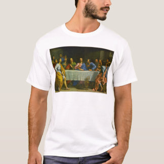 The Last Supper by Philippe de Champaigne 1654 T-Shirt