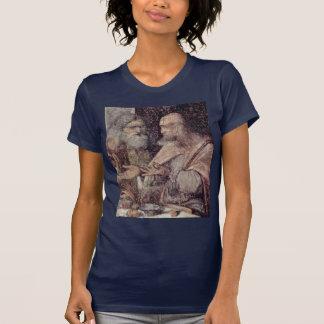 The Last Supper Detail By Leonardo Da Vinci (Best T-shirts