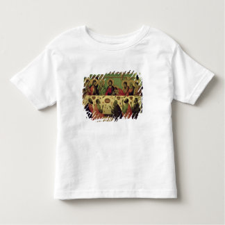 The Last Supper, from the Passion Altarpiece Toddler T-Shirt