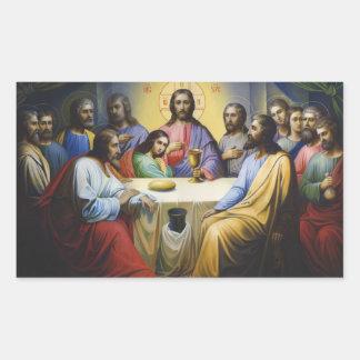 The Last Supper Jesus Christ Sticker