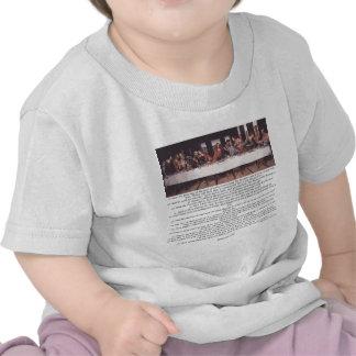 The Last Supper - Matthew 26 17-30 T-shirt
