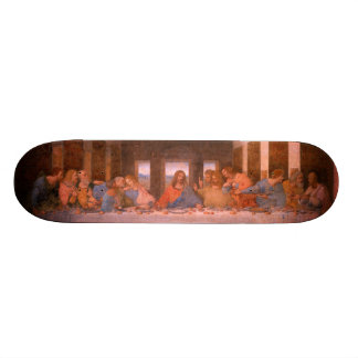 The Last Supper painting Skate Boards