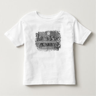 The Last Supper, pub. 1523 Toddler T-Shirt