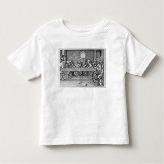 The Last Supper, pub. 1523 Tshirts