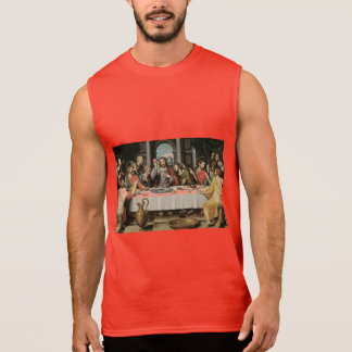 The Last Supper Sleeveless Shirt