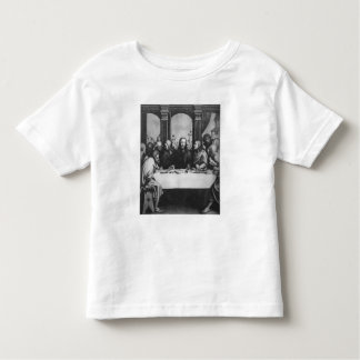 The Last Supper T-shirts